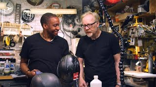 Adam Savage's Knights of Ren Cosplay, Part 3