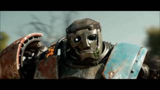 "Real Steel""Atom Vs Metro""[FullHD