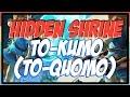 Zelda BOTW : To Kumo Schrein (To Quomo Shrine)