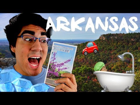 Things to See and Do in Arkansas  |  Travel Tuesday S1 E1