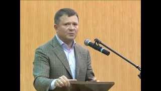 Констянтин Жеваго обговорював ключові питання з освітянами(Вчителі з Креминчука зустрілись з кандидатом в депутати Констянтином Жеваго, де обговорювали питання..., 2014-10-21T06:55:54.000Z)