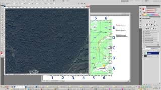 Как привязать карту для OziExplorer(Метод самой простой привязки изображения к координатам для OziExplorer., 2014-10-08T14:53:26.000Z)