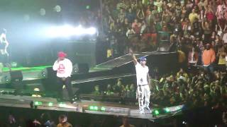 "Lil Wayne ""Right Above It"" The Sky Is The Limit ""Got Money"" @ ""IAMMUSICII2011"" Baltimore"