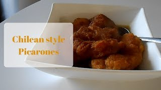 How to make picarones