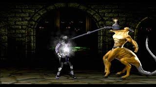 Mortal Kombat New Era (2021) Cyber Smoke Full Playthrough
