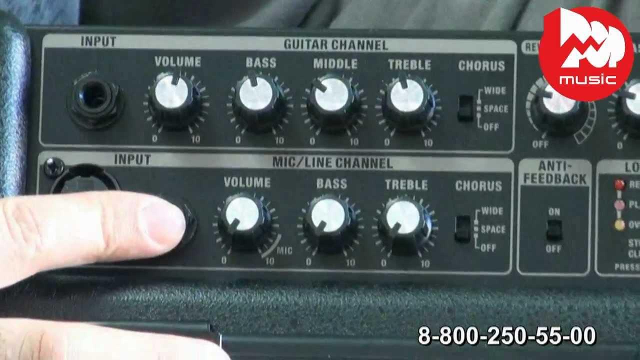 BOSS ME-80 - обзор гитарного процессора. Гитарный видеоблог #4 .