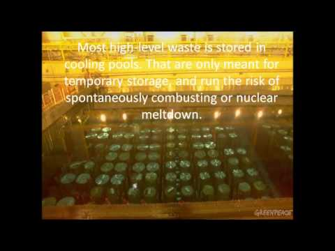 nuclear waste psa