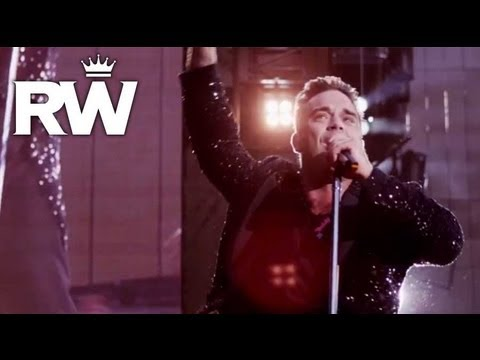 Robbie Williams | The Experience: Live from Tallinn | Take The Crown Stadium Tour 2013