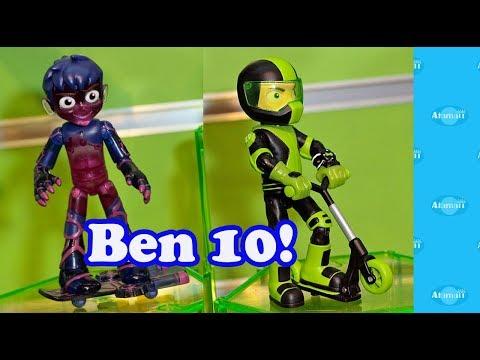 Ben 10 Reboot Season 3 Toy Fair Preview!