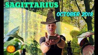Video SAGITTARIUS October 2018 - AMAZING OPPORTUNITY   Healing & Love - Sagittarius Horoscope Tarot download MP3, 3GP, MP4, WEBM, AVI, FLV September 2018