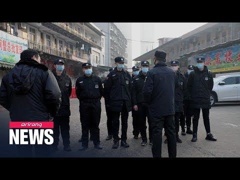 China Admits Wuhan Pneumonia Virus Contagious Among People