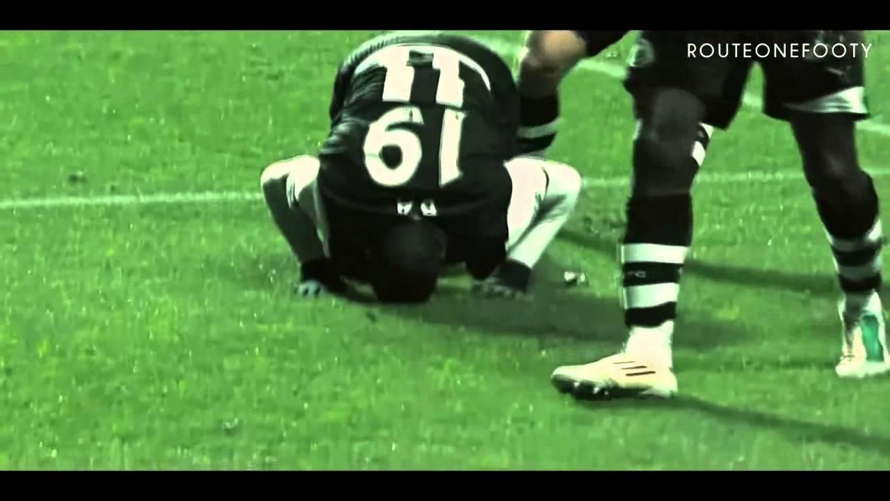 Match coronó 2012//13 Premier League #161 demba ba-Newcastle United