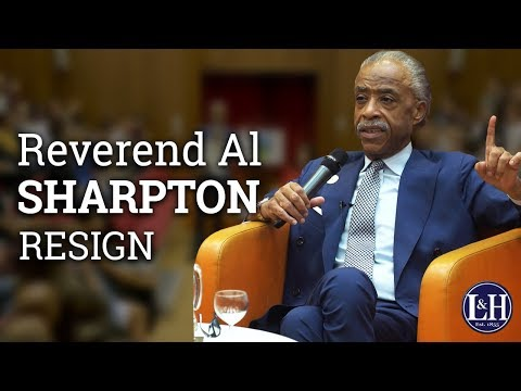 Reverend Al Sharpton: What would you say to Donald Trump? (2017) | UCD Literary & Historical Society