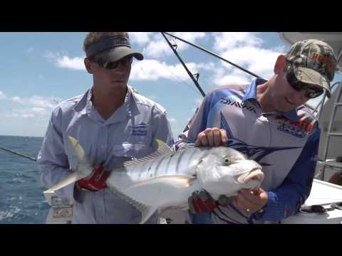 Townsville Fishing Part 2 Northern Conquest Charters