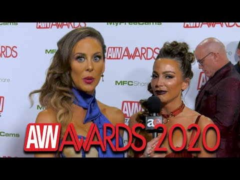 Abigail Mac: 2020 AVN Red Carpet Interview