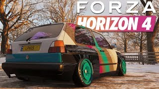 Multiplayer Action! - FORZA HORIZON 4 Multiplayer mit rAii, , P1TV & Guggi! | Lets Play