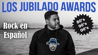 EL CHOMBO PRESENTA : LOS JUBILADO AWARDS 3 (Versión Rock en tu Idioma)