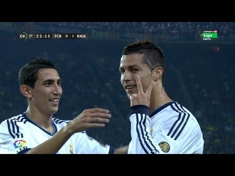Cristiano Ronaldo & Di Maria ● All Assists On Each Other 2010-2014 | HD