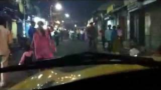 Kalighat by night
