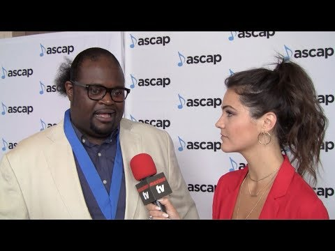 Poo Bear Interview 35th Annual ASCAP Pop Music Awards Red Carpet
