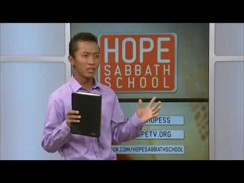 Hope Sabbath School: Lesson 12 - Job's Redeemer (4th Qtr 2016)