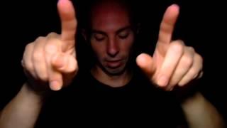 ASMR 2 Minute Tingle 10 - Hand Movements + Inaudible