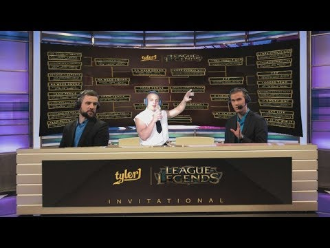 TYLER1 LEAGUE OF LEGENDS INVITATIONAL