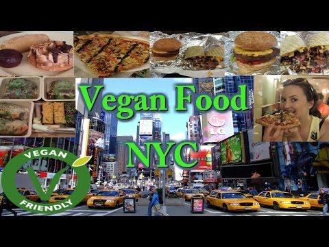 NYC Vegan Birthday Vlog/ Eating Vegan in New York City