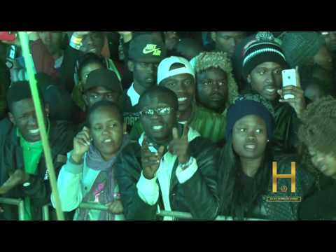 Emtee , Areece & Whole Ambitiouz Hipnotik 2016 Full Performance