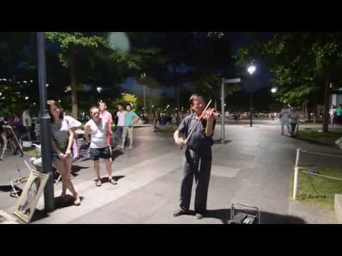 Violin Performance in Shenzhen, Guangdong