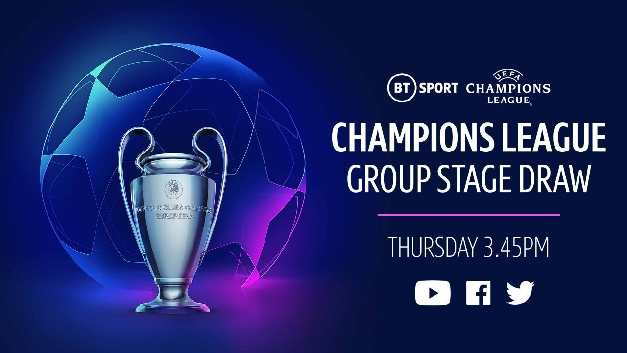 uefa champions league 2020 21 group stage draw featuring liverpool man city man utd and chelsea the global herald uefa champions league 2020 21 group