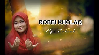 ROBBI KHOLAQ COVER BY ILFI ZAKIAH MP3