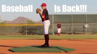 Baseball Is Back!!!