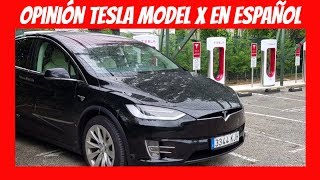 Supercharger Burgos 🚗TESLA MODEL X🚗: 🔌 y OPINION 🚗 Puntos de carga Coche ⚡Eléctrico