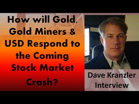 Dave Kranzler | How Will Gold, Gold Miners & USD Respond to the Coming Stock Market Crash?