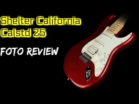 Shelter California Calstd25 // Foto Review.