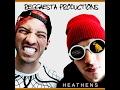 Twenty One Pilots - Heathens (reggae version by Reggaesta)