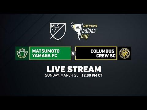 Matsumoto Yamaga FC vs Columbus Crew SC - Premier Division …
