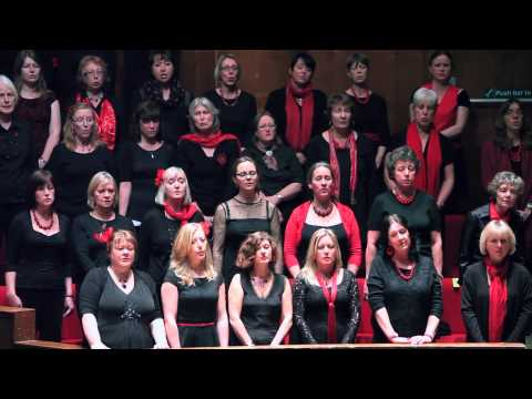 Young Girl Cut Down in Her Prime, Gurt Lush Choir, 'Gurt Western Concert' Colston Hall 7th Feb 2015