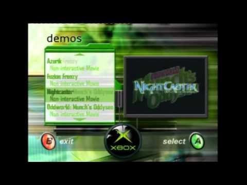 Halo CE XBOX - Music from demos menu