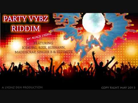 NEW VINCY SOCA 2013 - PARTY VYBEZ RIDDIM INSTRUMENTAL