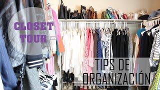 Closet Tour + Organización y Tips - Fashion Riot Thumbnail