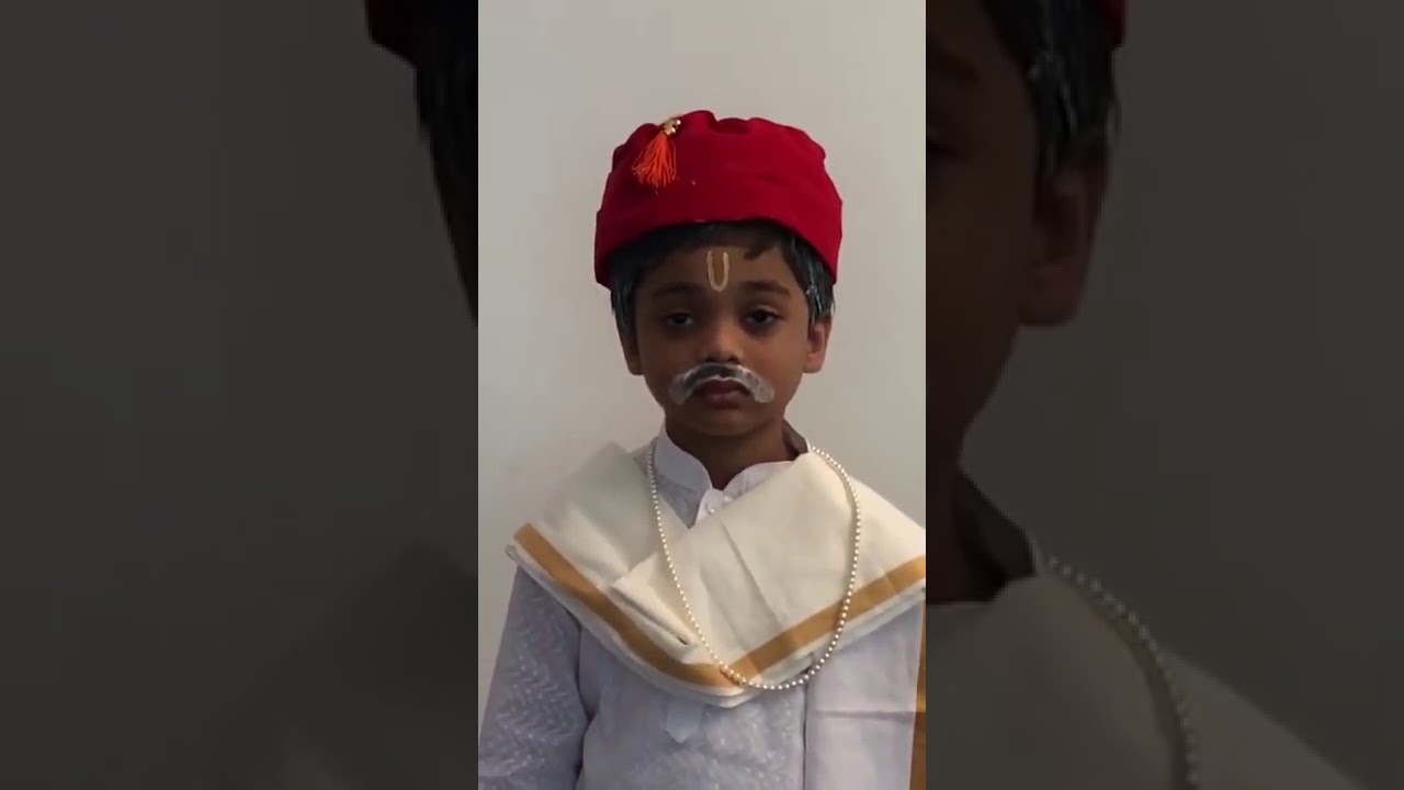 Swaroop Chavan (Acting Submission)- A Series of Online Summer Competitions for Children 2020