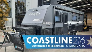 Coastline 21'6 Customised Mid Section External Overview