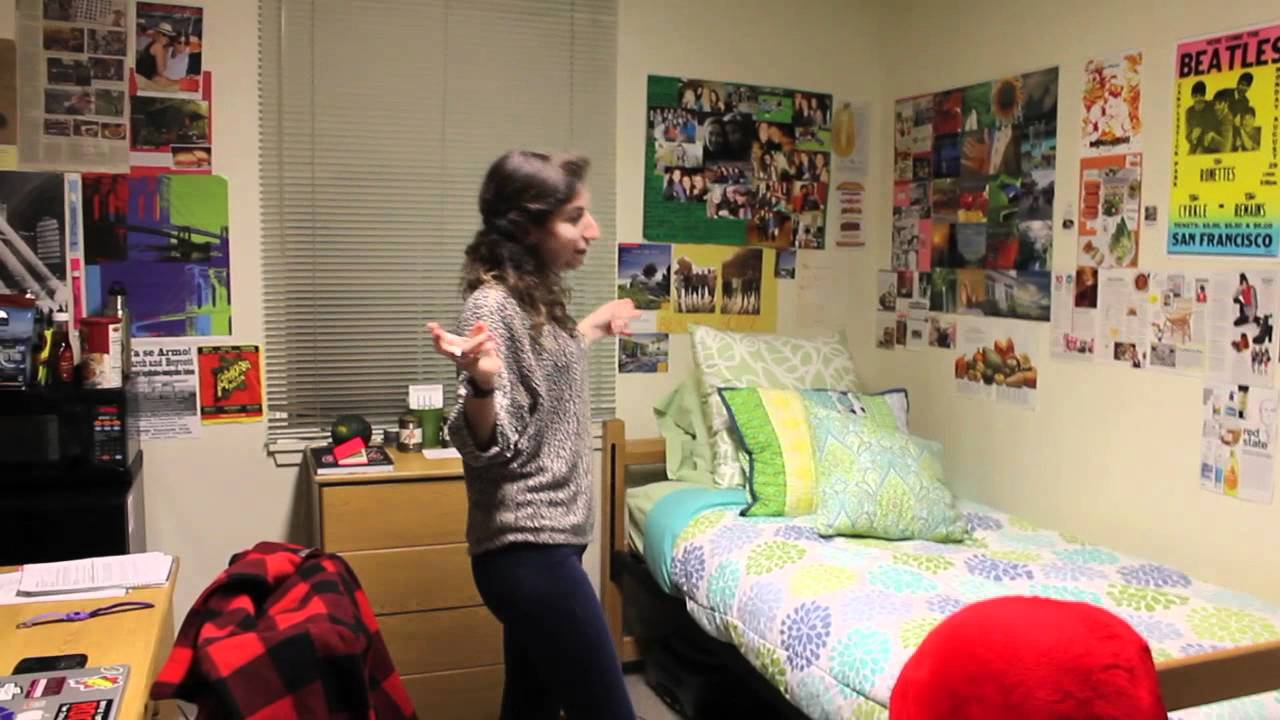 Occidental College Dorm Rooms