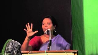 Parveen Sulthana  l Chief Guest l Speech l  Humour Club  l Triplicane | August 2015 |