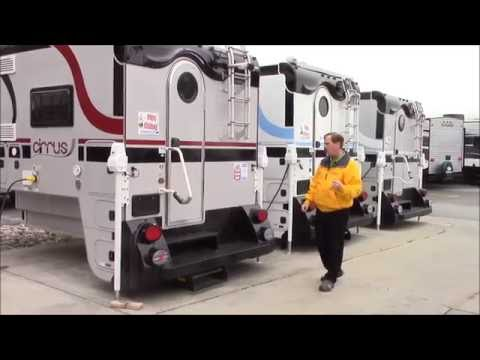 "Cirrus 800 Truck Camper - w/Paul ""The Air Force Guy"""