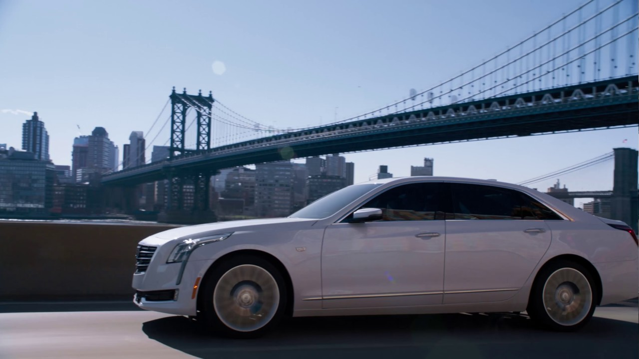2017 CADILLAC CT6 MODEL FOOTAGE At Central Houston