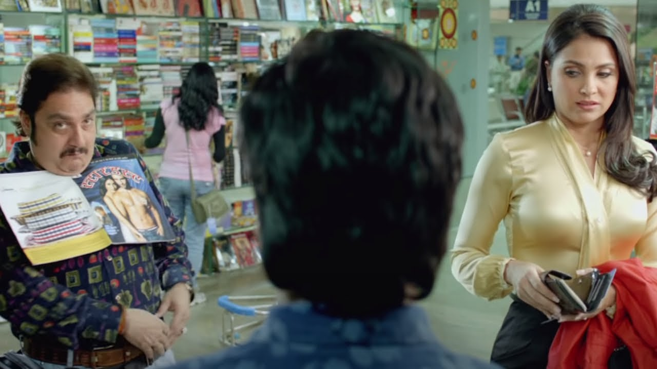 Download Vinay Pathak's most funny scenes   Chalo Dilli