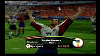 EA Sports FIFA World Cup 2002 - USA Playthrough